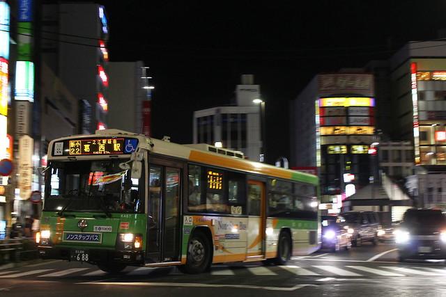2016/07/27 東京都交通局 K487