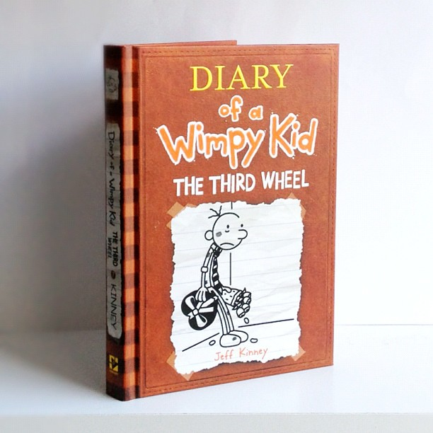 Diary Of A Wimpy Kid Characters The Third Wheel In 1 month DIARY OF A ...