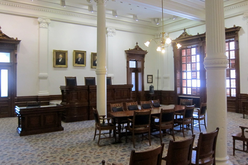 Austin texas state capitol court of criminal appeals for Terrace 59 austin