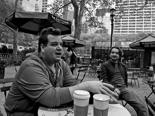 BABYCON @ BRYANT PARK: Sims, Chris | by Kevin Church