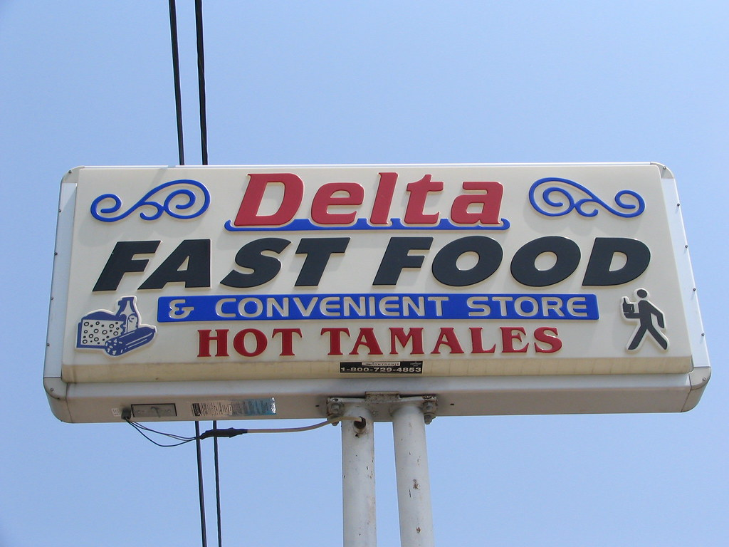 Delta Fast Food Cleveland Ms