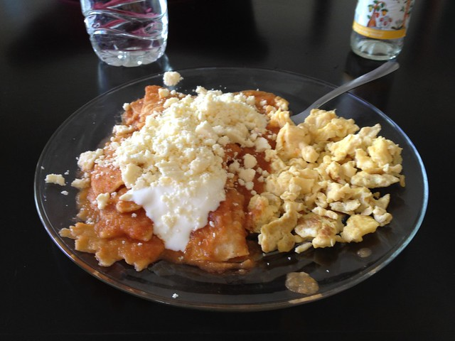 Homemade Chilaquiles Recipes — Dishmaps