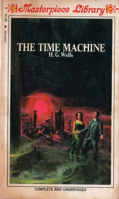 a comparison of the book and movie rendition of the time machine by hg wells The book the time machine and hollywood's version of hg wells classic are two very different views of the same topic the 1895 book shows how one of the main differences between the book and movie, both supposedly based on the book, is the details of many events in the book the eloi do not.