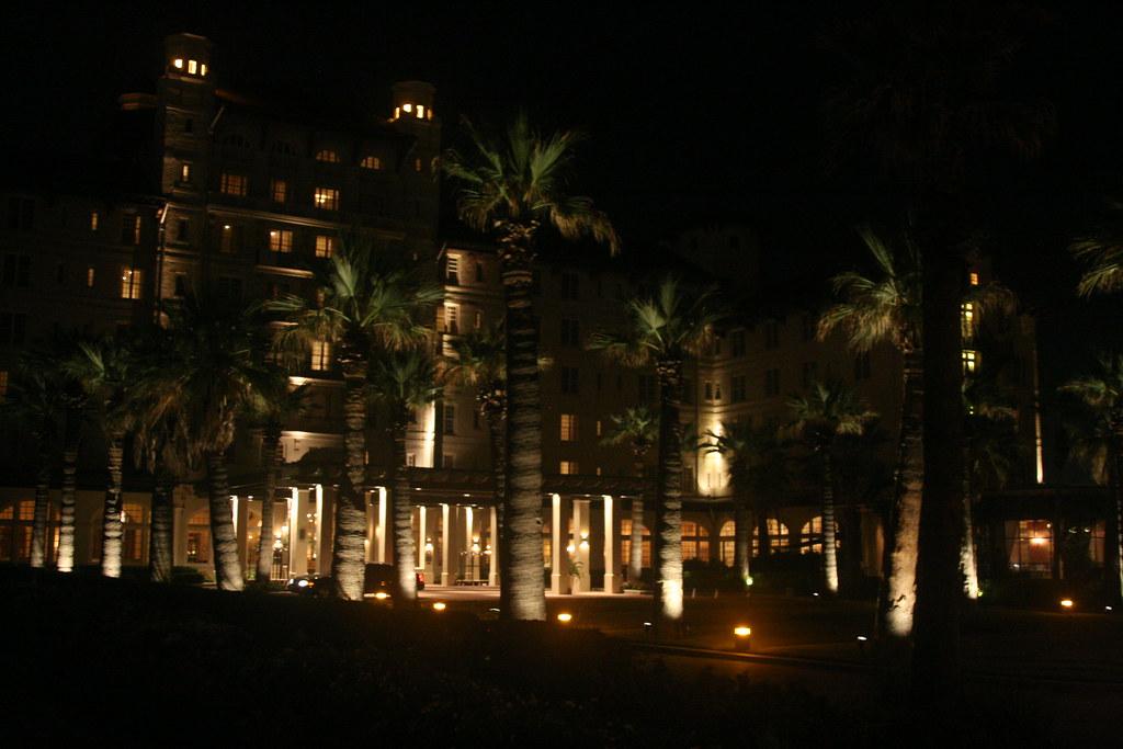 Hotel Galvez Haunted Room