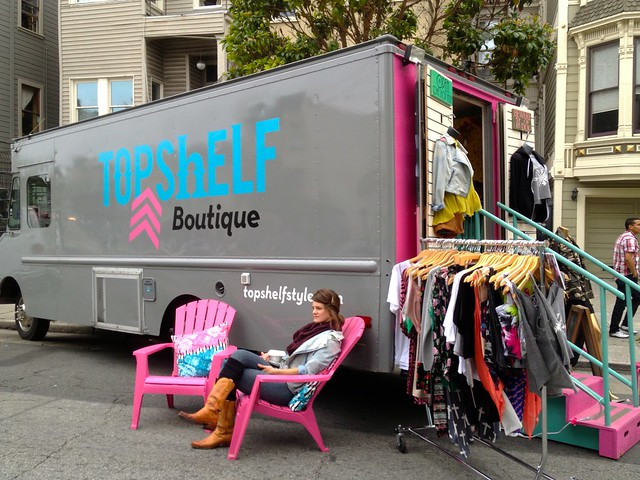 Topshelf Mobile Boutique Flickr Photo Sharing