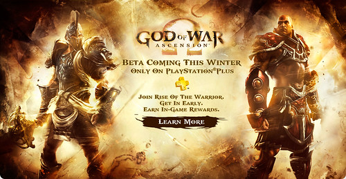 God of War: Ascension | by PlayStation.Blog