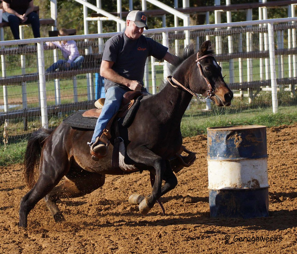 Kellyville October 14th Barrel Race