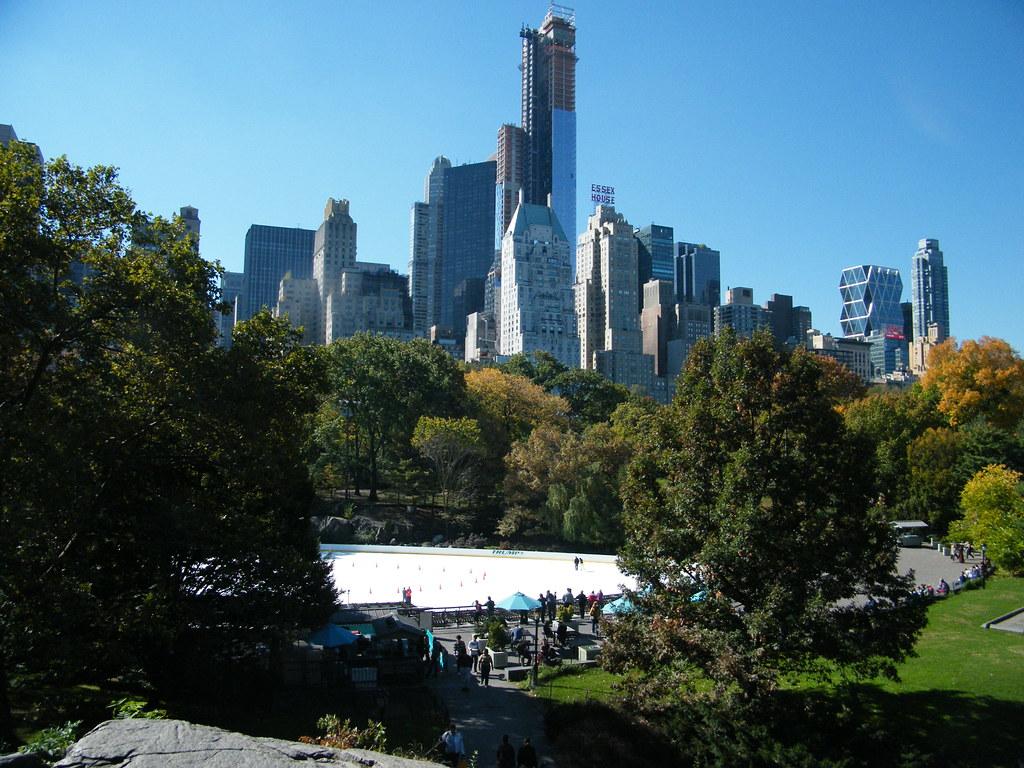 Homosexuelles kreuzendes New York City