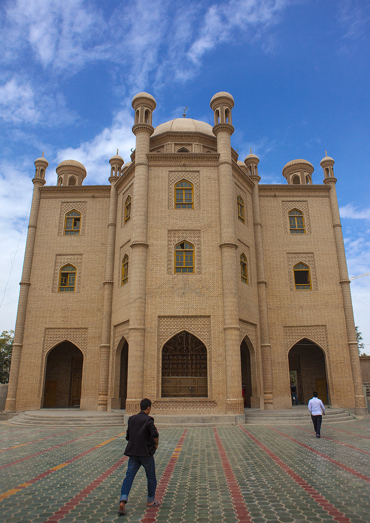 Картинки по запросу keriya mosque china