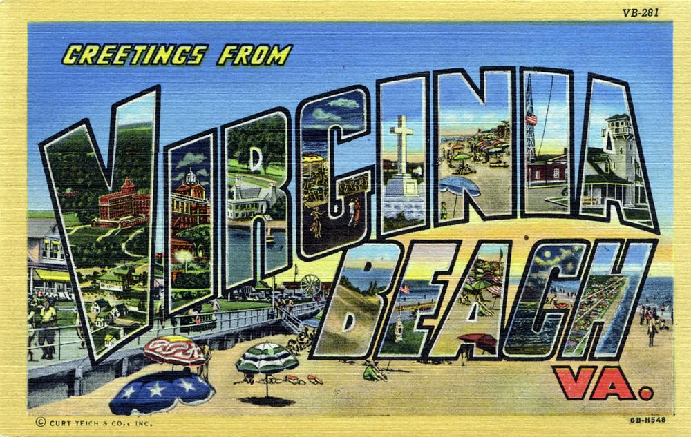 To Virginia Beach