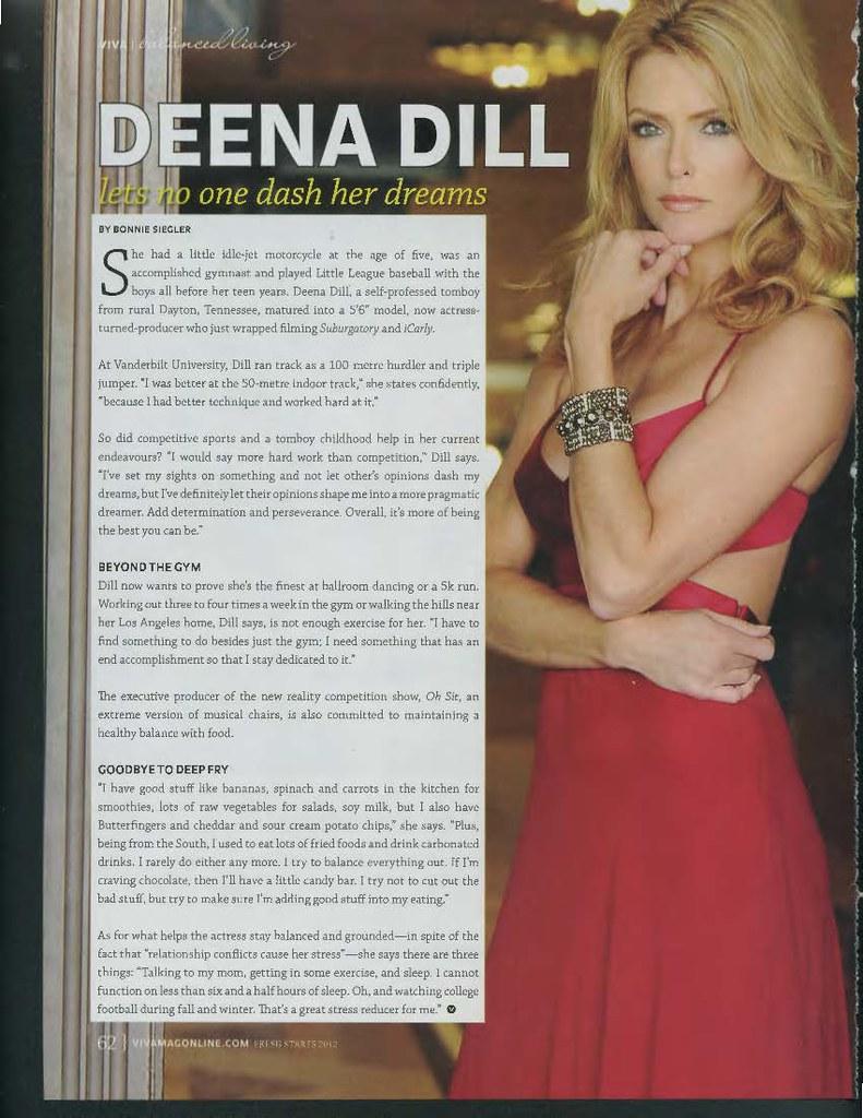 Watch Deena Dill video