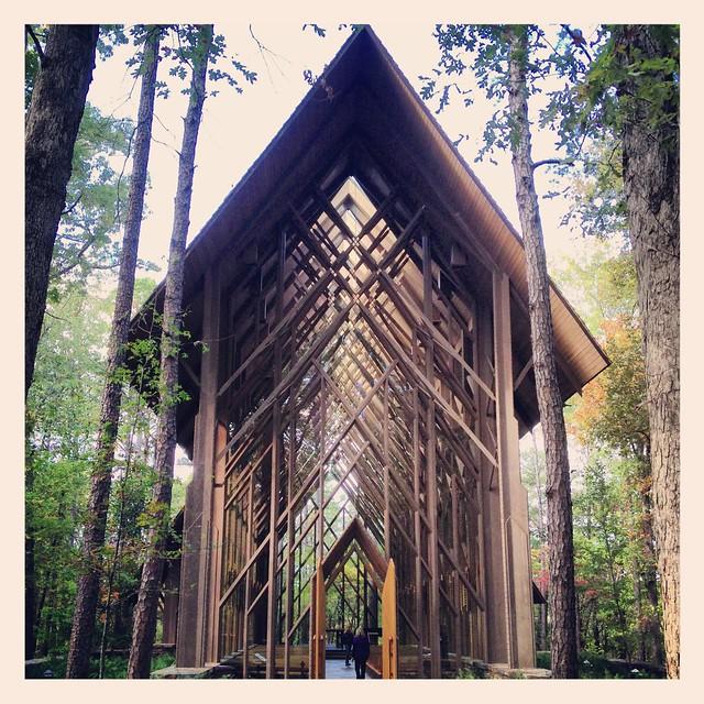 Anthony Chapel Garvan Woodland Gardens Hot Springs Arkansas National Park 1657 Flickr Photo