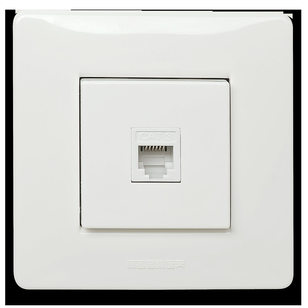 m21215 mixmo telephone socket outlet