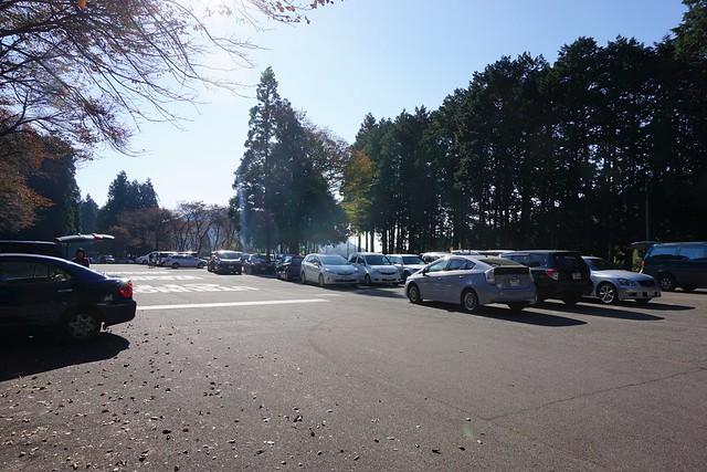 古賀志山駐車場