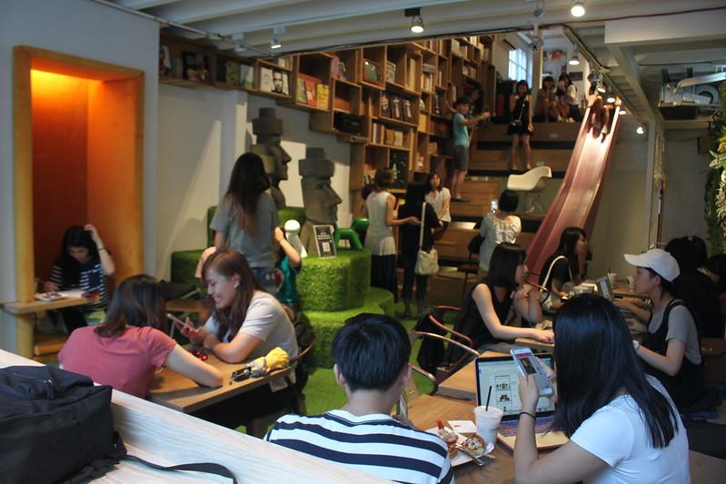奧蘿茉OROMO -台北咖啡館-不限時間免費網路 (18)