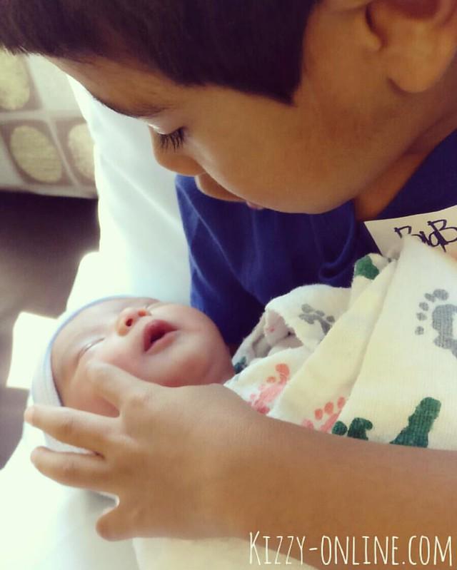 new born baby girl Kayla