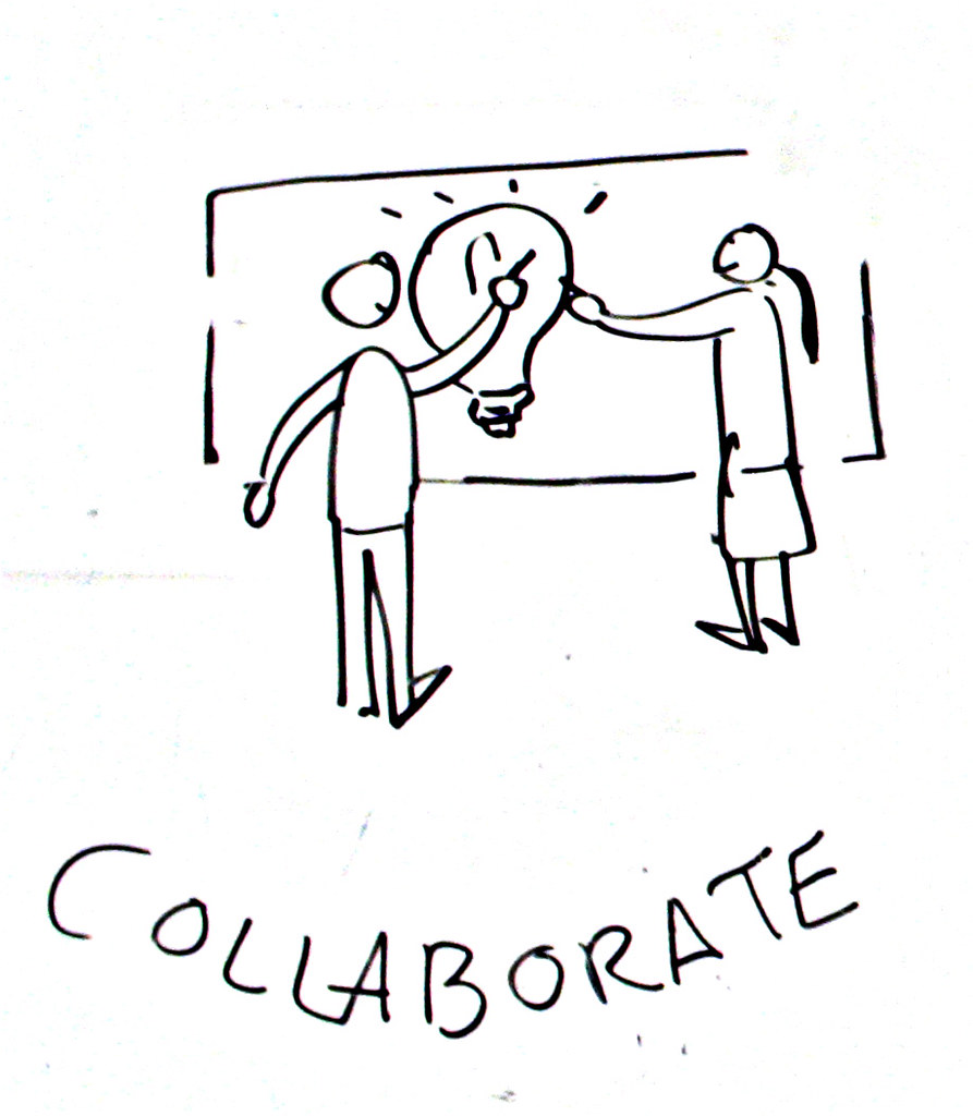 Image result for collaborate