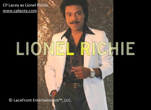 6. CP Lacey as Lionel Richie - Stamp FINAL | by The CP Lacey Show