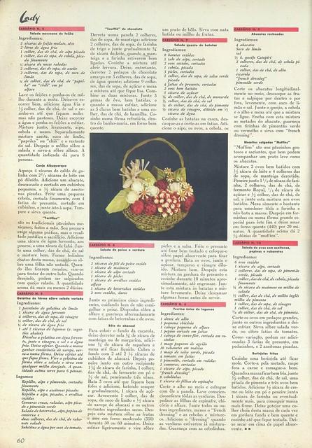 Lady, Nº 5, Fevereiro 1957 - 61