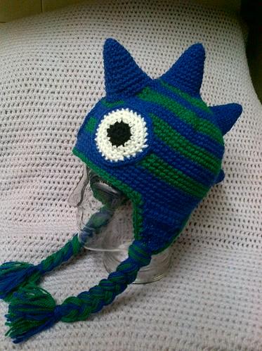 Free Crochet Pattern For A Dinosaur Hat Pakbit For