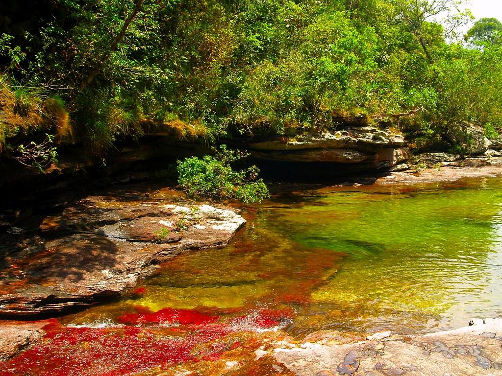 Una de tantas piscinas en ca o cristales ca o cristales m flickr - Cristales para piscinas ...