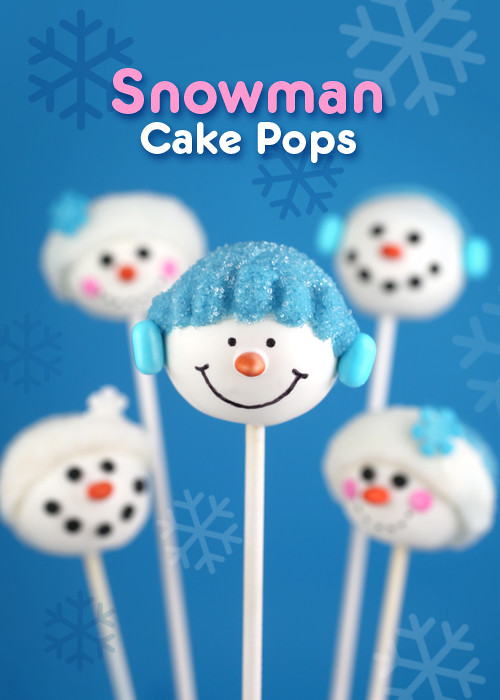 Holiday Cake Pops Bakerella