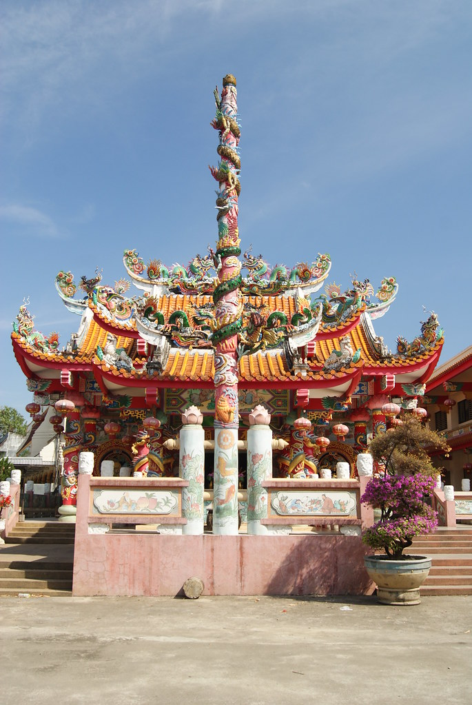 Mysterious Temples In World: 1211 Thailand 193 Mystery Chinese Temple In Mae Sot