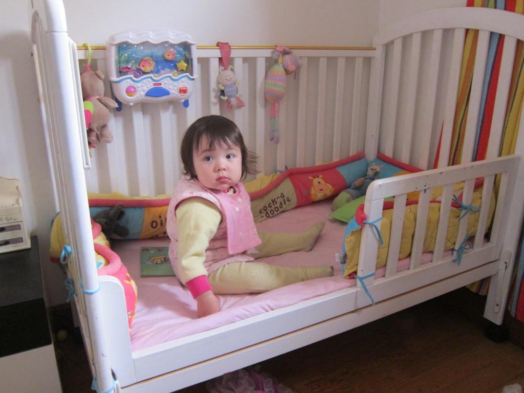 White Toddler Bed Plastic