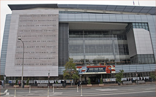 Newseum 555 Pennsylvania Avenue NW Washington DC November 7