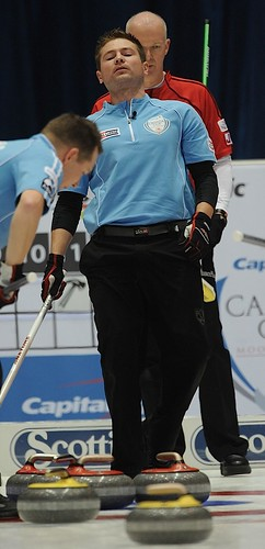 Denni Neufeld, Mike McEwen & Glenn Howard | by seasonofchampions
