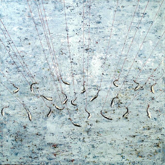 Moby Dick, La danza de los Peces I, Esteban Ruiz