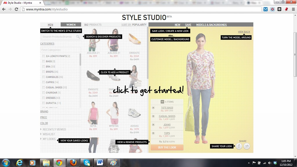 India 39 s fashionable online shopping website for New online shoping site