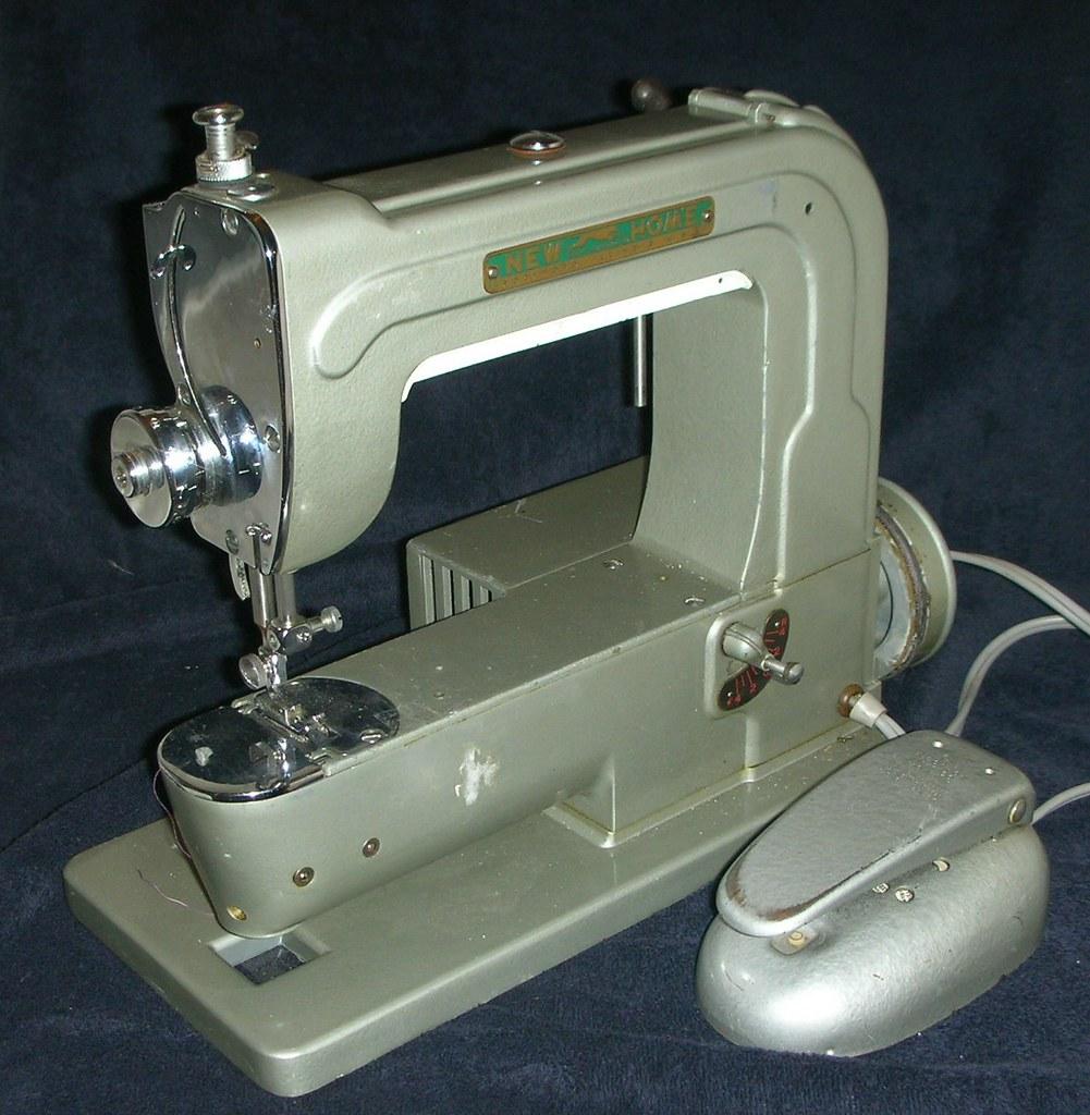 New Home Sewing Machine Price