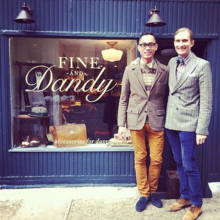 Fine and Dandy Shop opens boutique in NYC! | by rosecallahan