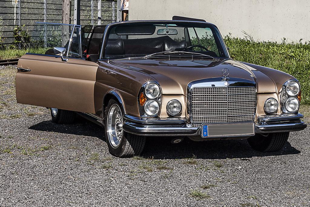 Mercedes benz w 108 w 109 mercedes benz 280 se 3 5 flickr for Mercedes benz of delray