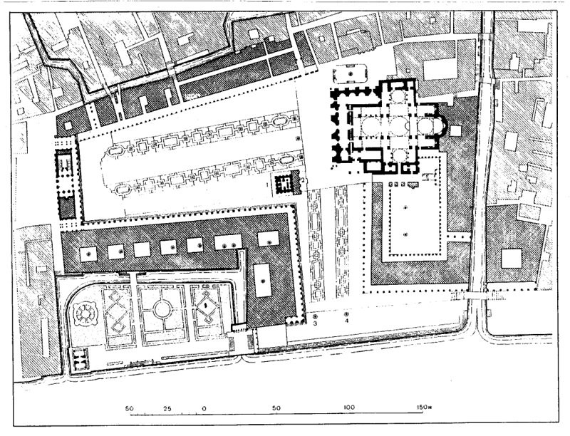 DOC70/8309 - Plan of Piazza San Marco, Venice | Fig. 3-8 ...