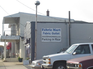 Fabric Mart, Exterior | by sewyerown