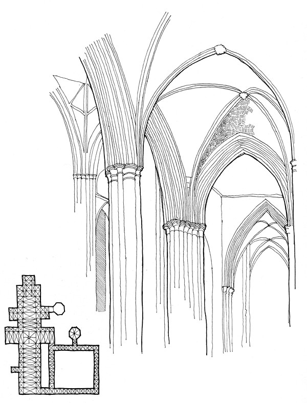Salisbury Cathedral Drawings Salisbury Cathedral   by