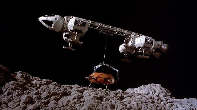 space 1999 spacecraft designs - photo #9