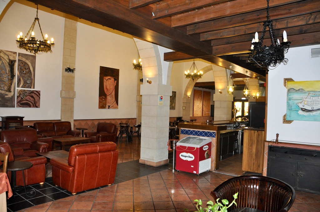 Hotel bodega real el puerto de santa mar a restaurante pablo monteagudo flickr - Hotel bodega real el puerto ...