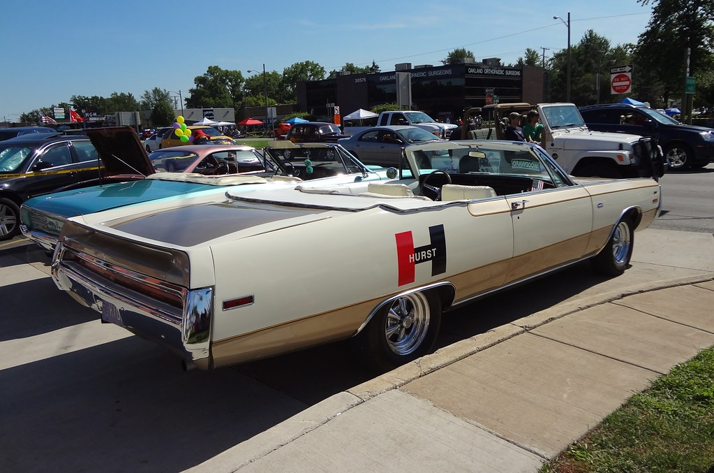 Classic Car Shows In Northern Michigan