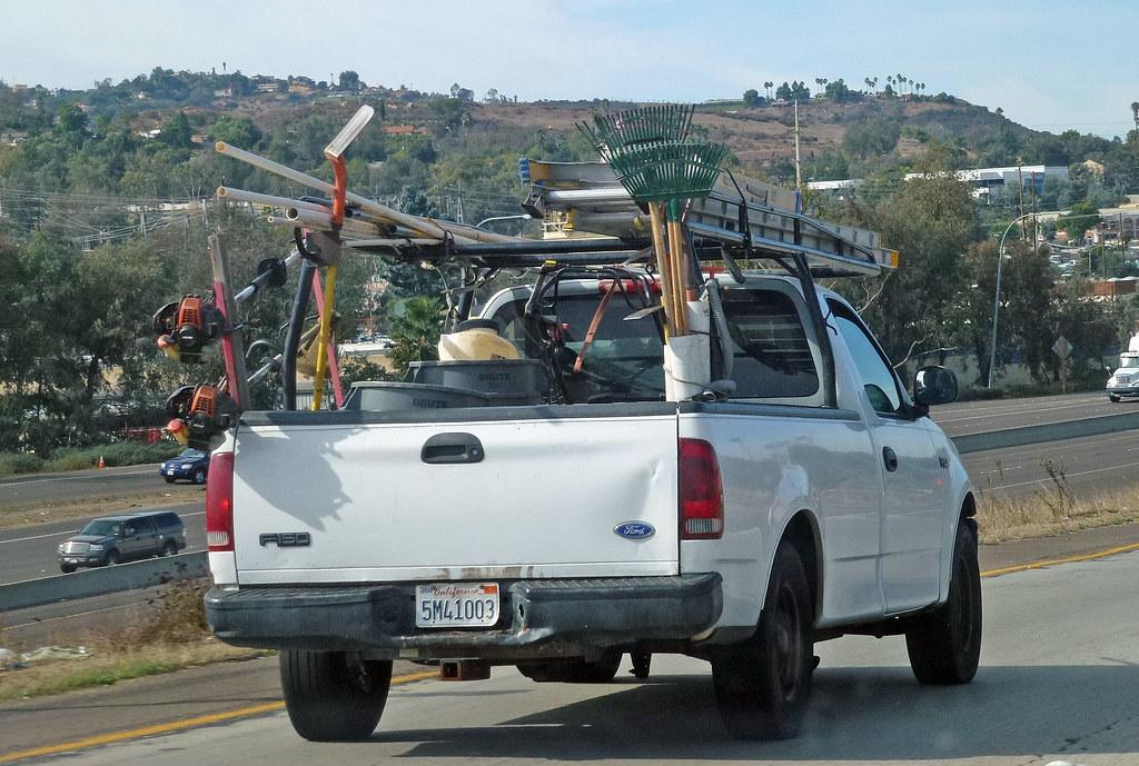 ford f 150 work truck david valenzuela flickr. Black Bedroom Furniture Sets. Home Design Ideas