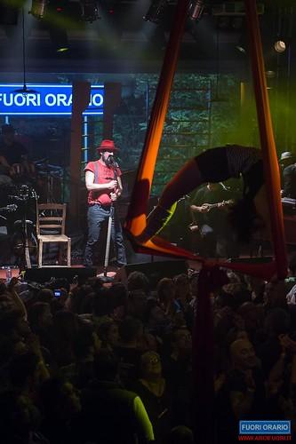 23/11/2012 Vinicio Capossela al Fuori Orario