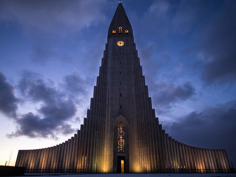"""Vaizdo rezultatas pagal užklausą """"reykjavik church"""""""