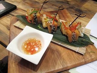 Lakwatsa Prawn Toast | by su-lin