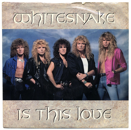 Is This Love, Whitesnake | Is This Love b/w Bad Boys ...
