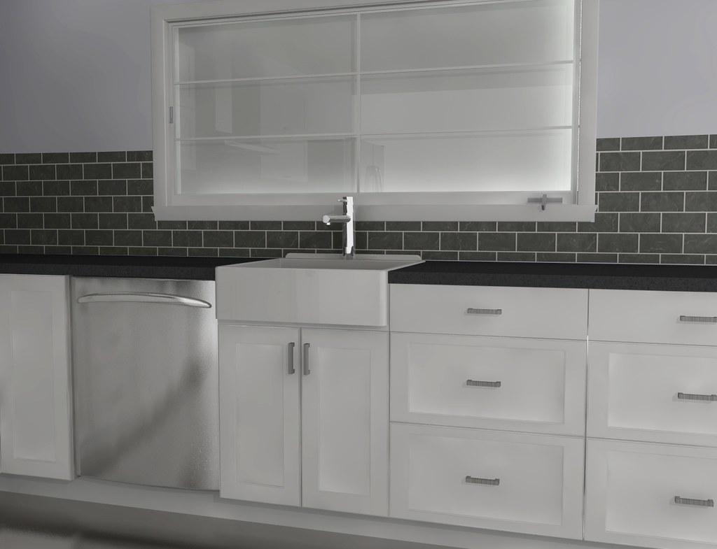 Domsjo apron front sink the domsjo sink from ikea is a for Ikea kitchen sink domsjo