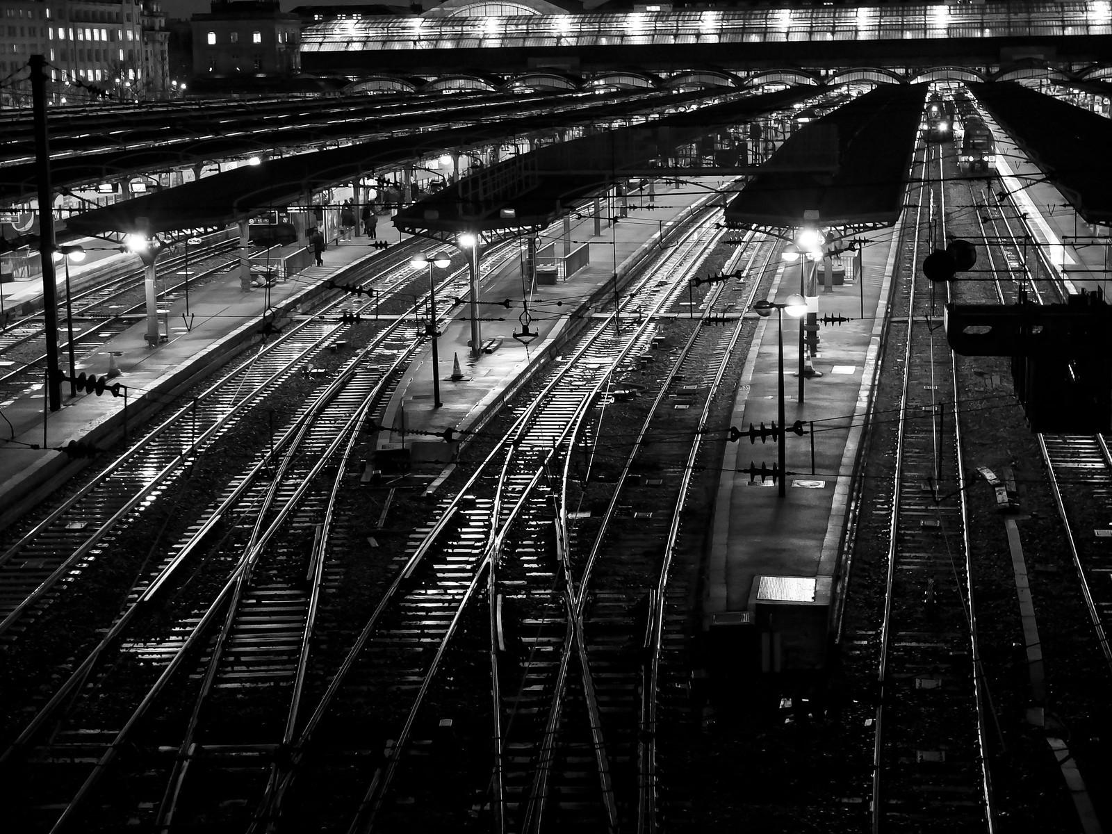 Sur les Rails   by Sylvain Courant photographies