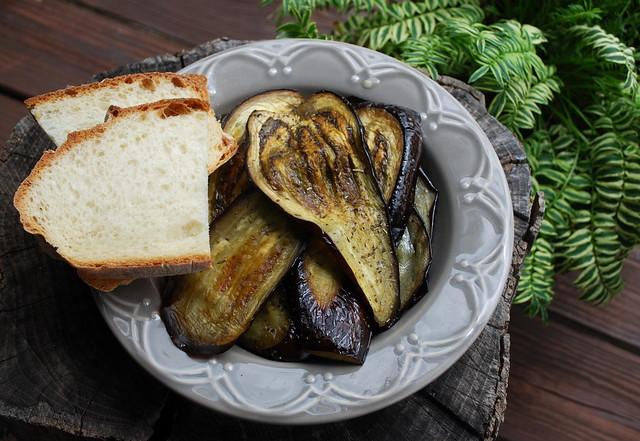 Roasted eggplant 1