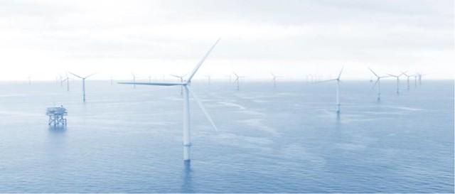 海上風機吹送的是綠能進行曲,抑或是白海豚滅絕前奏?科技產業、保育共榮發展,透過生態監測謀求解決之道。圖片來源:千架海陸風力機計畫推動辦公室。  生態調查須公開透明 提供檢